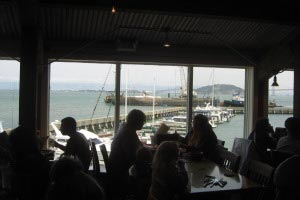 Bubba Gump, Pier 39, Fishermans Wharf, San Francisco, Kalifornien