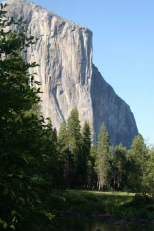 El Capitan, Valley View, Yosemite, Kalifornien